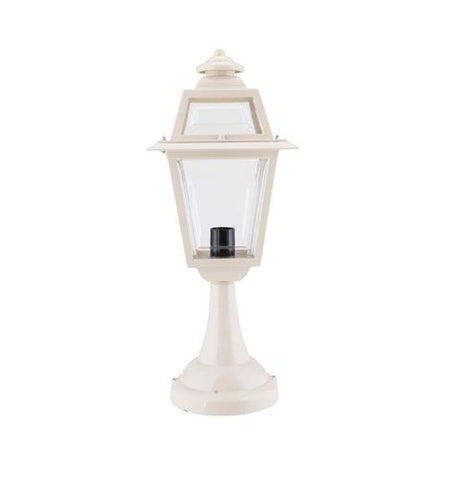 Domus Avignon Pillar Mount Light B22 in Multicolour 52cm