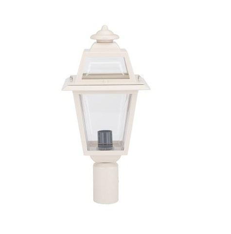 Domus Avignon Post Top Light B22 in Multicolour 43cm