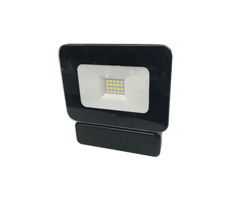 Vibe LED Flood Light w Sensor in Black 10W 20W or 30W