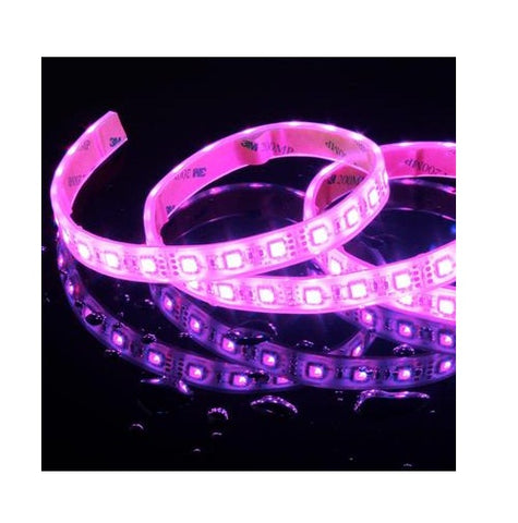 Domus LED Strip Light Weatherproof Colour Changing RGB 14.4W in 100cm