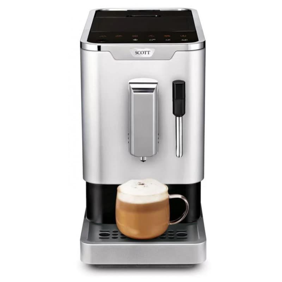 SCOTT - Fully Automatic Coffee Machines