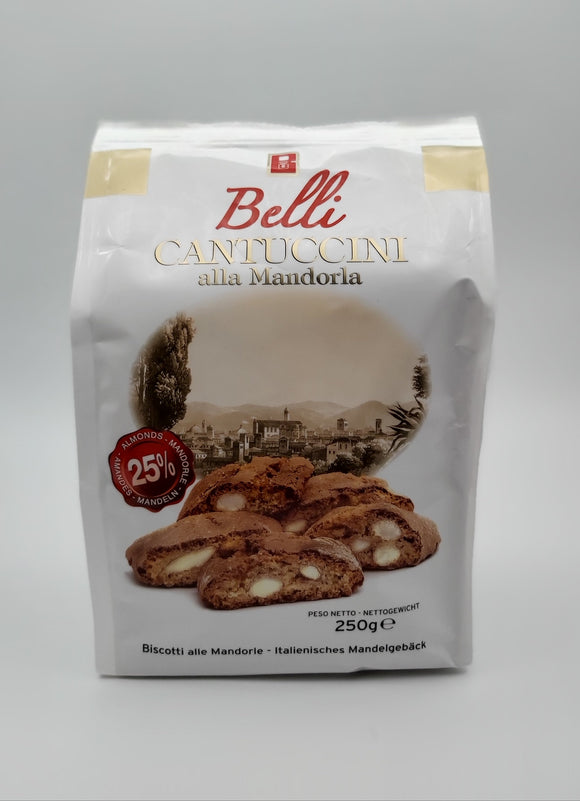 Belli Cantuccini Almond Biscuit