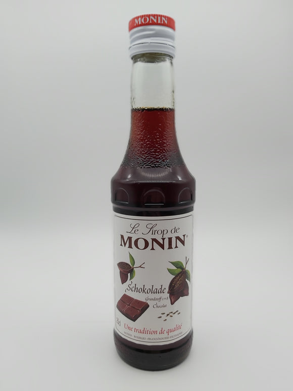 Monin Chocolate Syrup