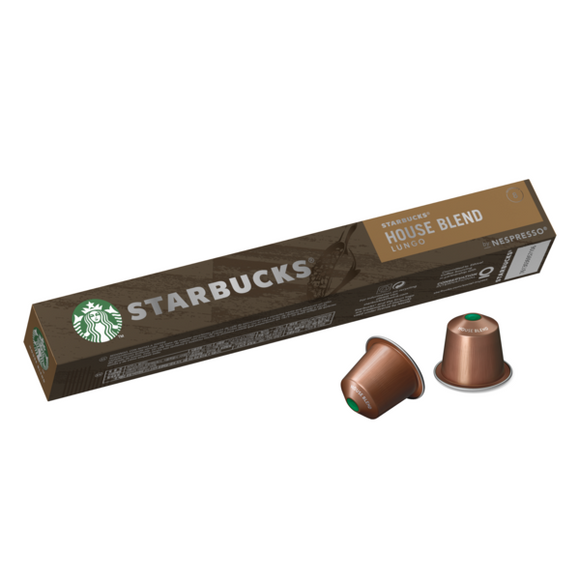 STARBUCKS® House Blend by Nespresso