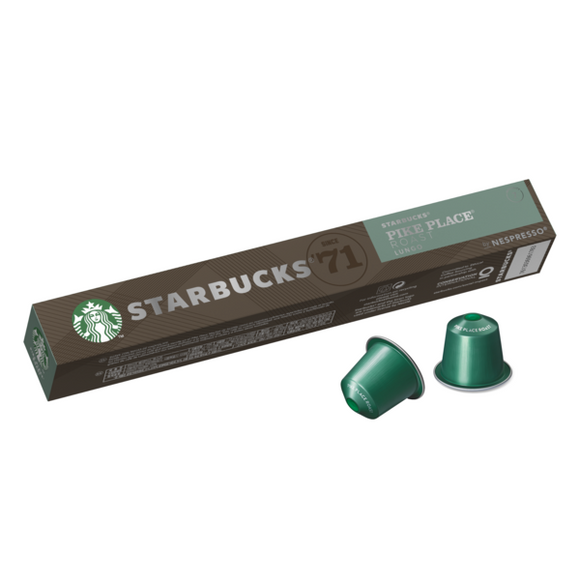 STARBUCKS® Pike Place® Roast by Nespresso