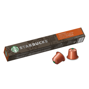 STARBUCKS® SINGLE ORIGIN COFFEE COLOMBIA