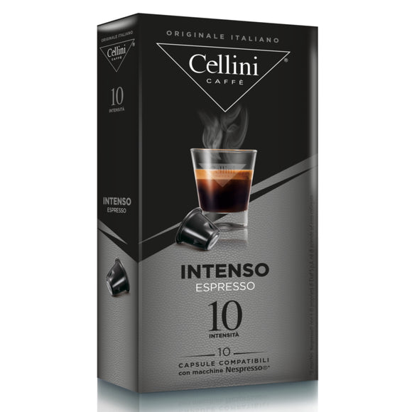 Cellini - Intenso *Nespresso Compatible