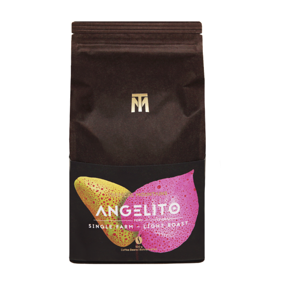 Tropical Mountains - Angelito 500g (Whole Beans)
