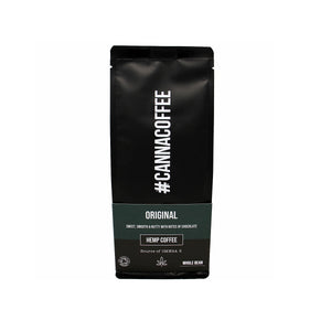 Cannacoffee - Original Hemp Coffee (Whole Beans)