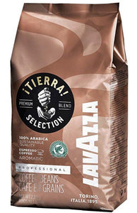 Lavazza Tierra! Selection 1Kg (Whole Beans)