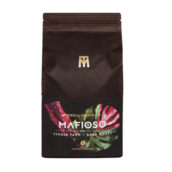 Tropical Mountains - Mafioso 500g (Whole Beans)
