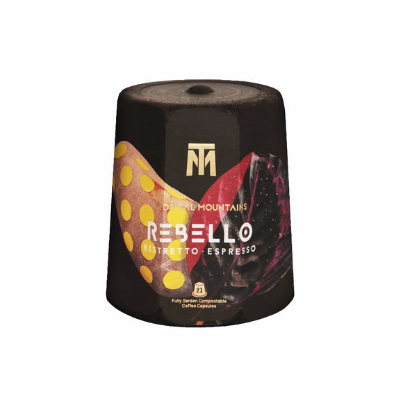 Tropical Mountains - Rebello Espresso *Nespresso Compatible Capsules 21 pcs