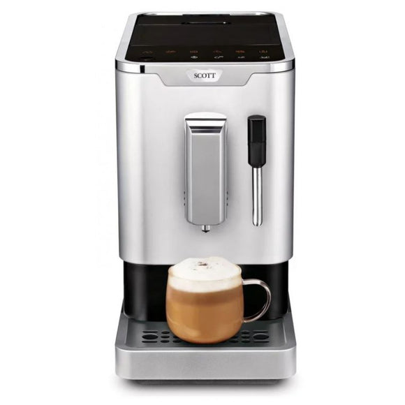 Scott - Slimissimo & Milk Fully Automatic Coffee Machine
