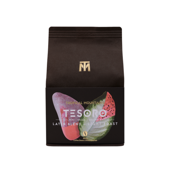 Tropical Mountains - Tesoro 250g (Whole Beans)