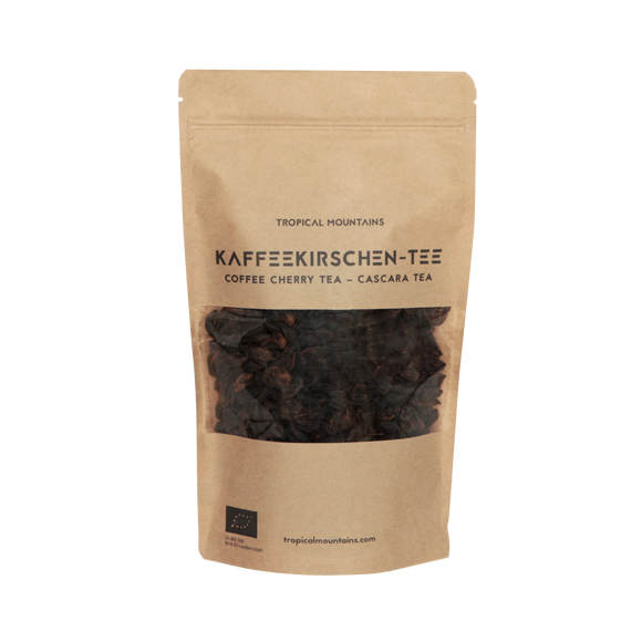 Tropical Mountains - Cascara Coffee Cherry Tea 120g