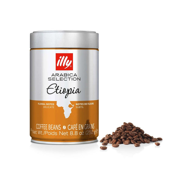 Illy - Arabica Selection Etiopia 250g (Whole Beans)