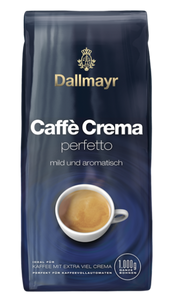 Dallmayr Caffee Crema Perfetto  1KG (Whole Bean)