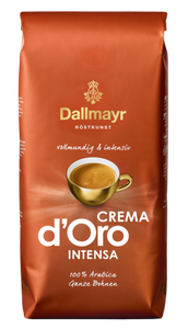 Dallmayr Crema D'Oro Intensa 1KG (Whole Beans)