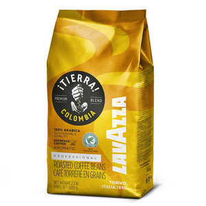 Lavazza Tierra! Colombia 1Kg (Whole Beans)