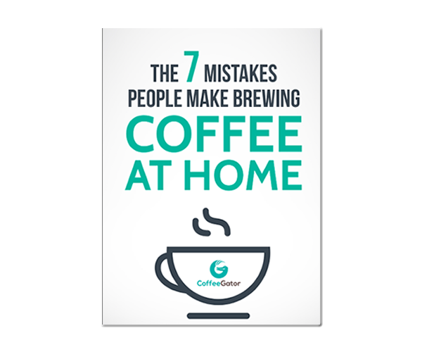 Here's that eBook Phil promised you - 7 Mistakes People Make Brewing Coffee At Home