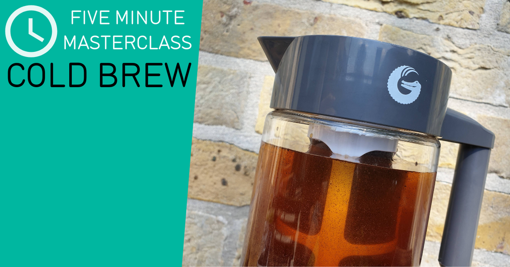 Coffee Gator Five Minute Masterclass - Cold Brew