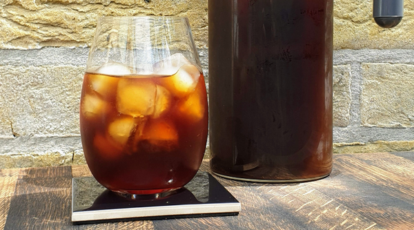 Coffee Gator 5 Minute Masterclass - Cold Brew - Drinking