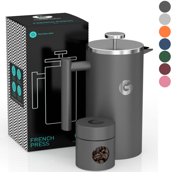 Coffee Gator French Press Collection