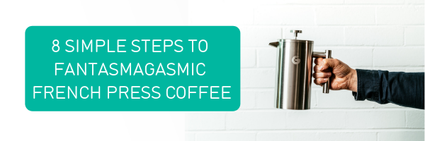 Coffee Gator guide to French press coffee brewing