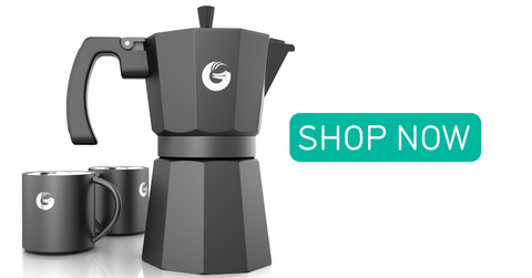 Coffee Gator moka - shop now