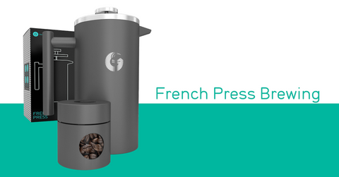 Coffee Gator Guides: French press brewing