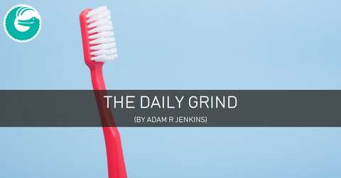 The daily grind - A poem by Adam R Jenkins