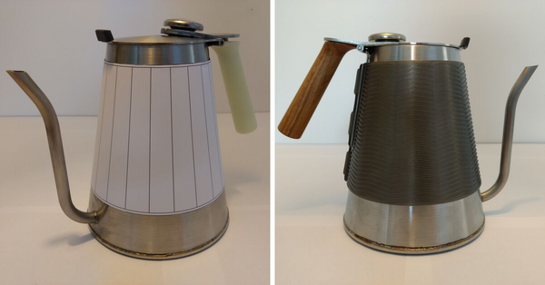 True Brew kettle prototypes