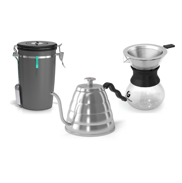 Home Barista Starter Kit