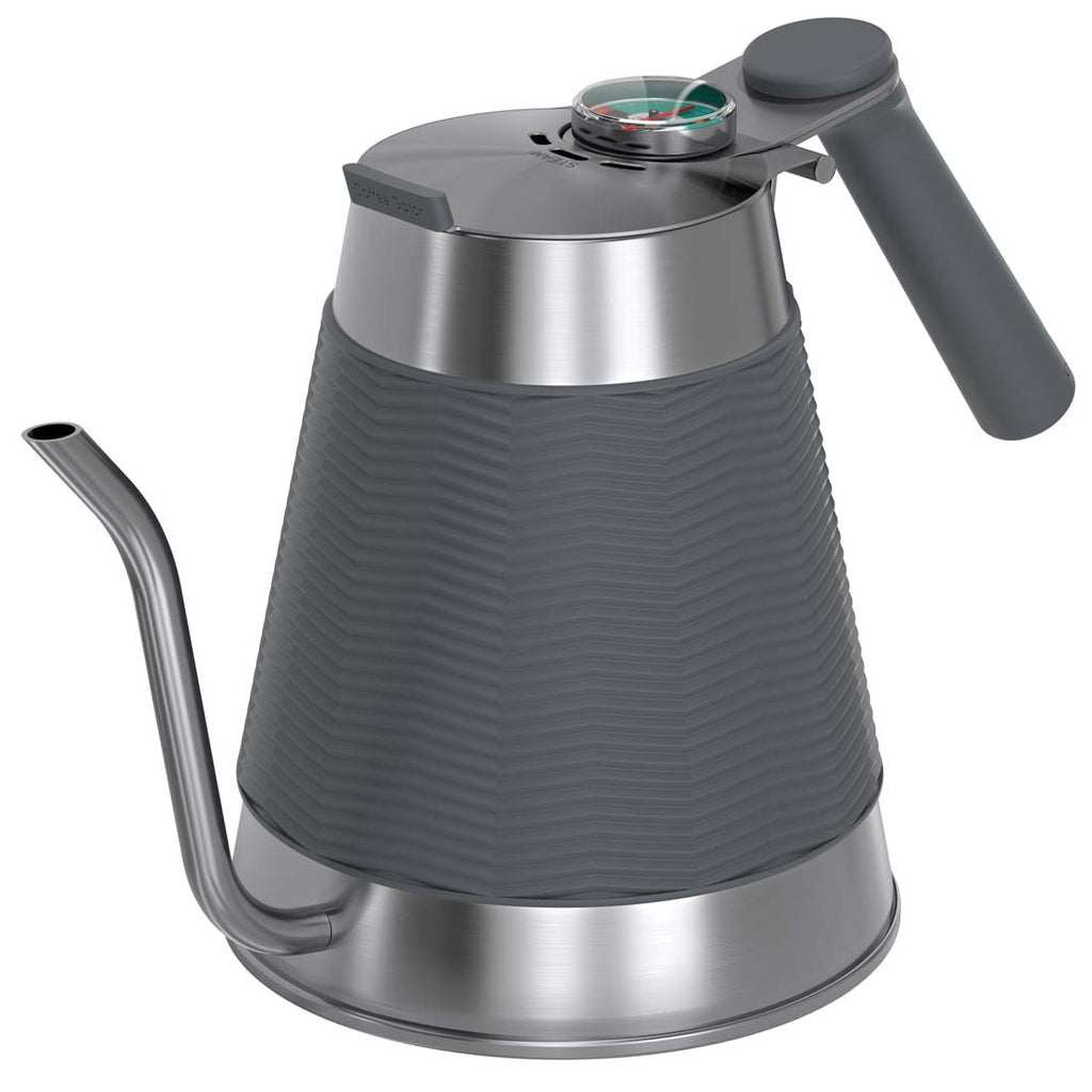 True Brew Gooseneck Kettle - Integrated Thermometer