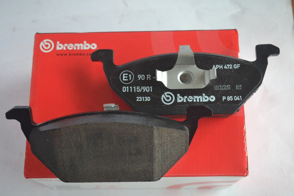 P85041 - Brembo Front Brake Pad for Fabia / Polo/ Vento before 2011 without sensor