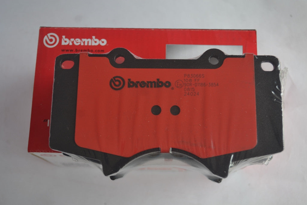P83066S - Brembo Front Brake Pad for Mitsubishi Montero BK (New)