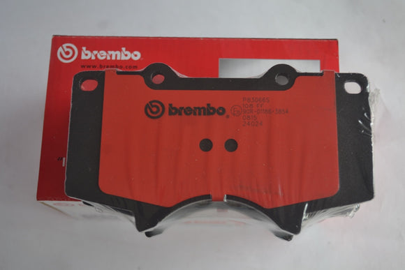P83066 - Brembo Front Brake Pad for Mitsubishi Montero BK (New)
