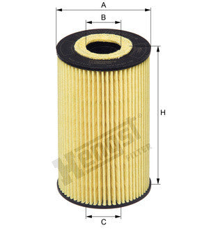 E115H01D208- SKODA RAPID / VW VENTO DIESEL Oil FILTER