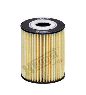 E828HD292 - CHEVROLET CRUZE OIL FILTER TYPE 2 from HENGST GERMANY