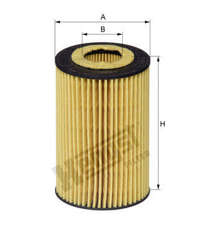 E340HD247- SKODA NEW OCTAVIA 2.0TDI/ AUDI A3 2.0TDI Oil FILTER