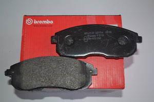 P23126 - Brembo Front  Brake Pad for  Maruti  SX4 / S-Cross/ Vitara Brezza