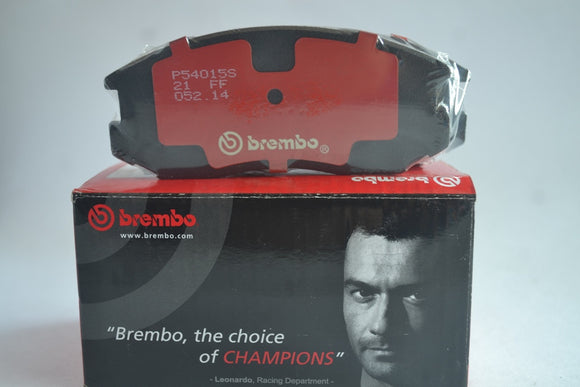 P54015- Brembo Front Pad for Mitsubishi lancer