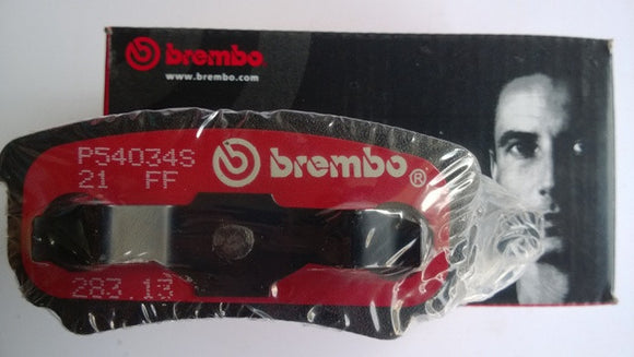 P54034 - Brembo Rear Brake  Pad for Mitsubishi Cedia