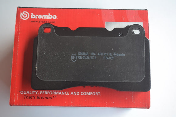 P54039 - Brembo Front Brake Pad for Mitsubishi Evolution