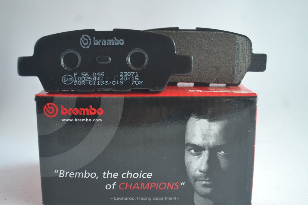 P56046 - Brembo Rear  Brake Pad for Renualt Koleos