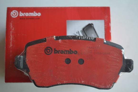 P68033 - Brembo Front Brake Pad for Renault Duster Type 1 Before 2015
