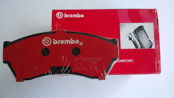 P79005 - Brembo Front Brake Pads for Maruti Suzuki Esteem