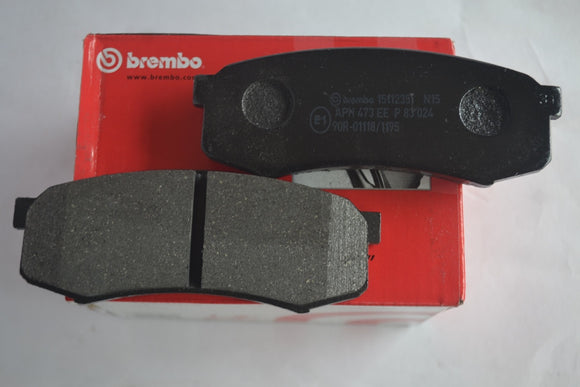 P83024 - Brembo Rear Brake Pad for Mitsubishi Montero BK (New), Toyota Landcruiser FJ 80, FJ90, FJ120, FJ150