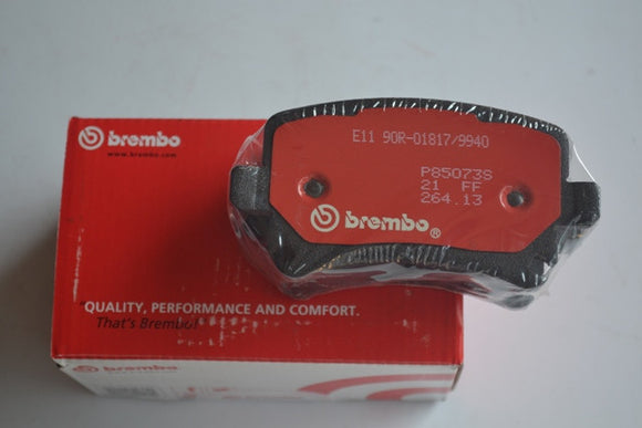 P85073 - Brembo  Rear Brake Pad Skoda Superb 2.0TDI /1.8 Petrol/ Jetta 1.9 (Old)