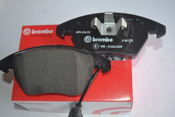 P85075 - Brembo Front Brake Pad Laura 2.0TDI/1.8RS -Type 2